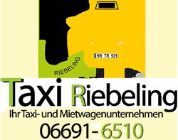 Taxi Riebeling, Taxi- und Mietwagenunternehmen in 34613 Schwalmstadt